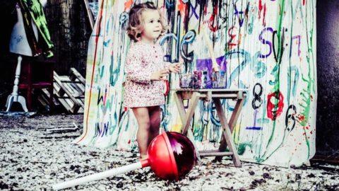 Rencontre avec une artiste-peintre : Charlotte Angeli