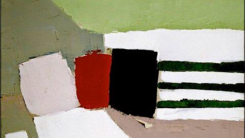 Nicolas de Staël : « Nice » (1954)