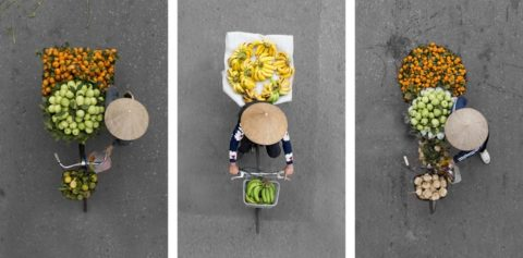 Loes Heerink : Vendors From Above
