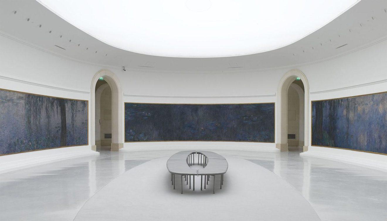 Les Nymphéas de Claude Monet au Musée de l'Orangerie (Exposition Permanente)