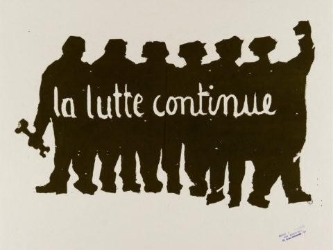 « Images en lutte » aux Beaux-Arts de Paris