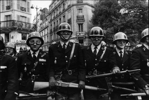 Gilles Caron : Paris 1968 à l'Hôtel de Ville de Paris (du 04 mai au 28 juillet 2018)