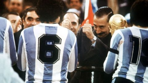 La Coupe du Monde du Général Videla : Argentine 78