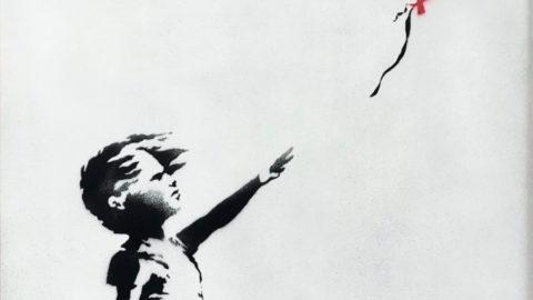 La dernière provocation de Banksy