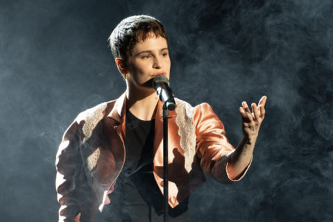 Christine & The Queens mixe Rihanna et Kate Bush sur BBC1