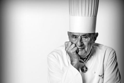 Paul Bocuse, une vie de cuisine