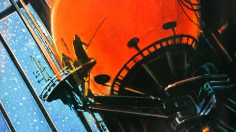 « The Black Hole » : un ratage total mais avec un vaisseau spatial en forme de Tour Eiffel…