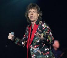Mick Jagger malade, les Stones restent sans voix…