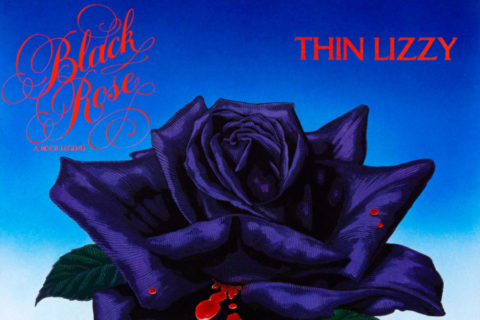 33 tours autour d'un microsillon | Thin Lizzy : « Black Rose, a Rock Legend »