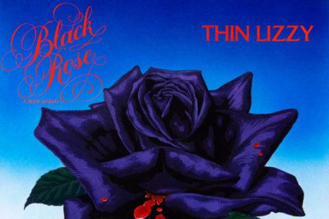 33 tours autour d'un microsillon | Thin Lizzy : « Black Rose, a Rock Legend »