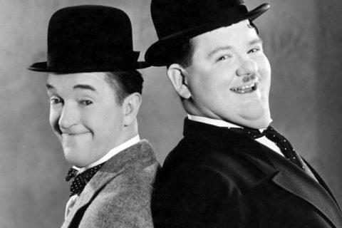 Laurel et Hardy, la mécanique du rire