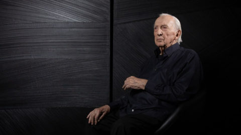 Pierre Soulages fêtait ses cent ans le 24 décembre