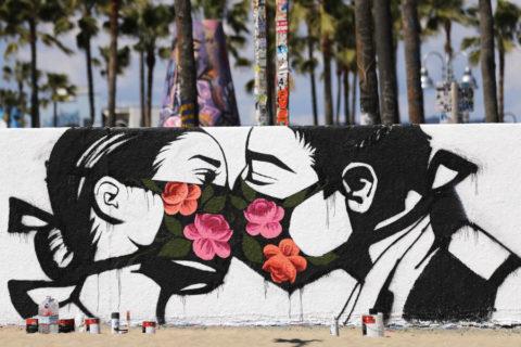 Le Street Art au temps du Coronavirus