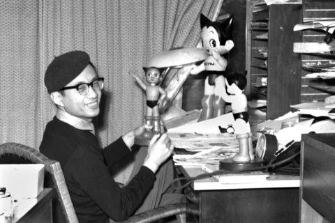 Osamu Tezuka, à tout seigneur du manga, tout honneur