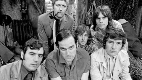 Happy 45, Monty Python Sacré Graal !